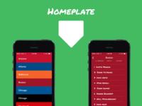 Homeplate App