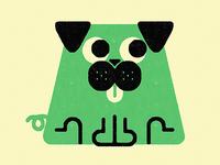 Ozzy the Pug
