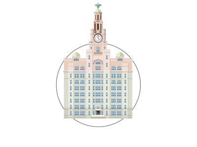 Liverpool - Liver Building