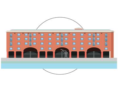 Liverpool - Royal Albert Docks