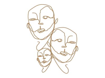 Faces / Concept Art