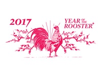 2017 - Year of the Rooster