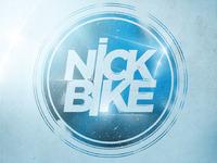 Dj Nick Bike Logo