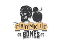 Frankiebones tshirt