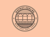 District Cooling Badge