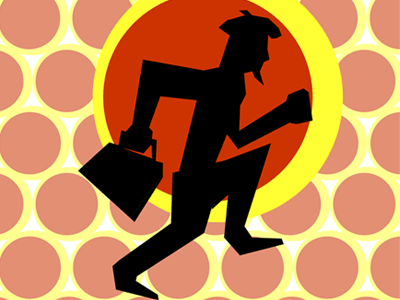 Bopnik Logo/Mascot Design