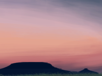 Sky Matte Painting