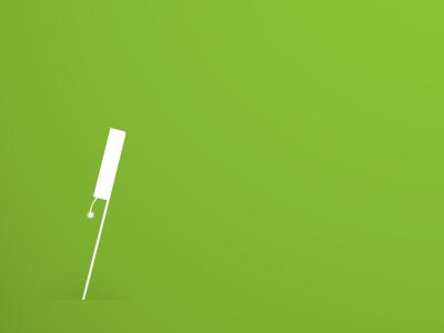 Bottle Rocket flat 2d animation motion graphics