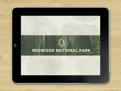 Redwood Loading Screen app brochure
