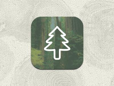 Redwood App Icon icon app branding