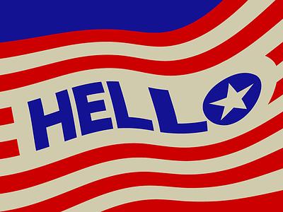 Hello US