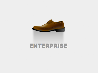 Enterprise Shoe business shoe leather