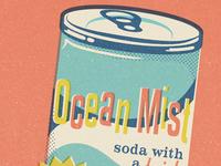 Ocean Mist Soda