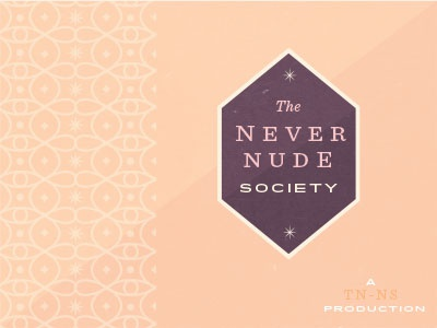 TN-NS: There are dozens of us never nude jorts effectively hiding thunder society logo communiqué