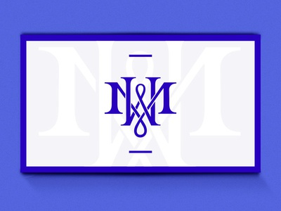 monogram m w monogram wip