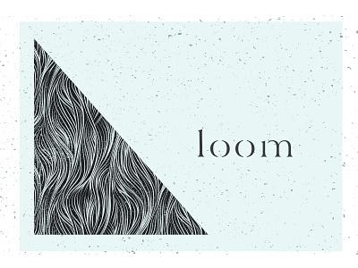 Loom - unused texture repeat pattern logo hair