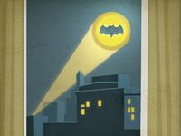 Rip batman