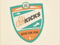 Fish Kicks—kicks for fish