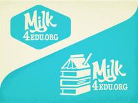 Logo - Milk4Edu