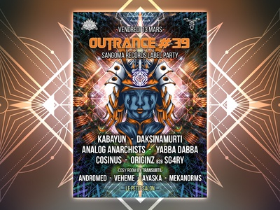 Outrance 39 flyer