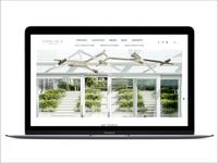 Carlisle design studio website concept