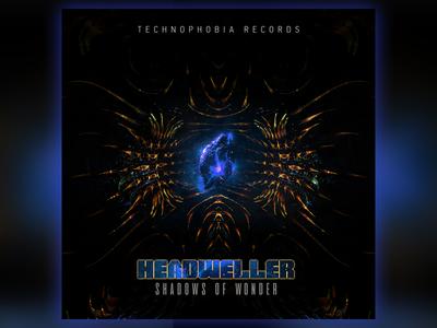 Headweller Ep Artwork for Technophobia records