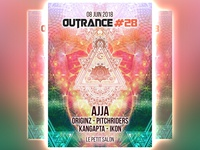 Outrance#28 Flyer