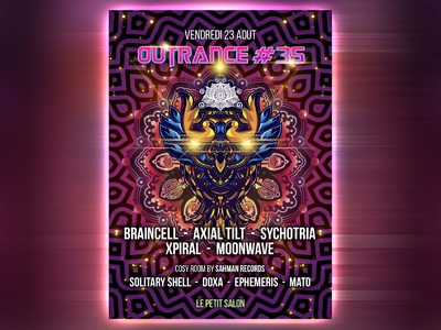 Outrance #35