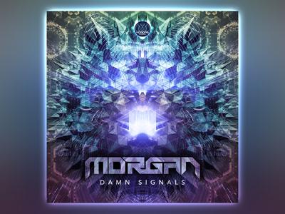 Morgan - Damn Signals cover