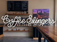 Coffee Slingers Script