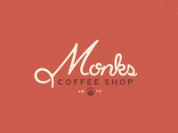 Monks Coffee Shop