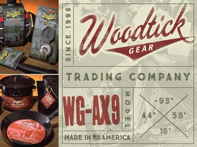 Woodtick Lodge Logos 8