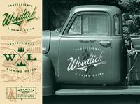 Woodtick Lodge Logos Dribble 22A