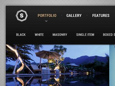 Theme header theme template themeforest web