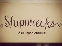 Shipwrecks of NJ