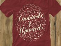 Onwards & Upwards tee