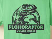 Flossoraptor Tee