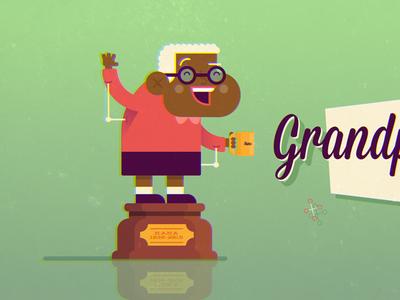 Grandparents Forever!