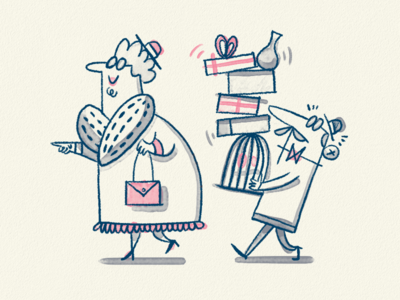 Shopping Doodle