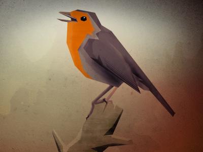 Robin dribble 01