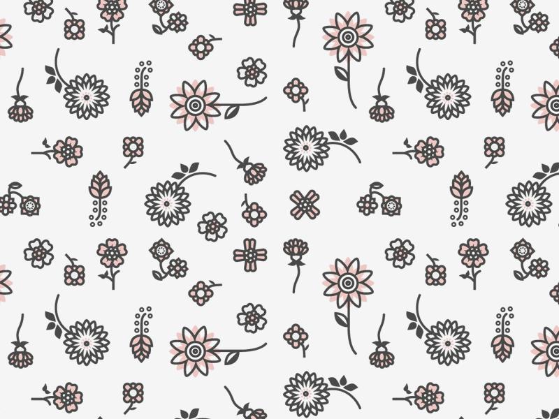 Flowers Pattern flowers pattern