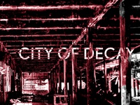 City of Decay EP Cover