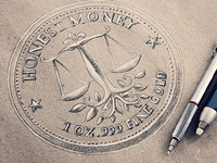 HM mint coin