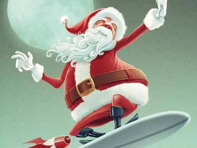 Santa bbb