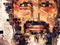 Bin Laden Mosaic cover