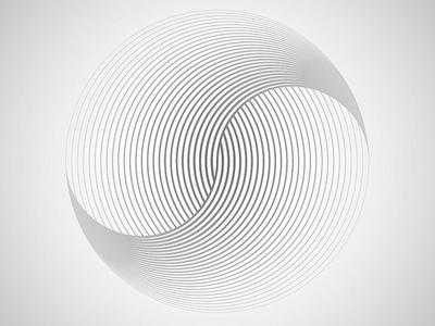 Stroke experiment vector experiment line stroke
