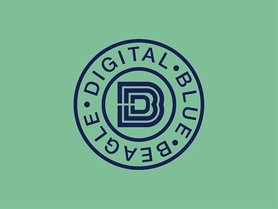 DBB Circle kentucky illustrator design graphic branding logo