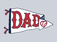Dad Pennant