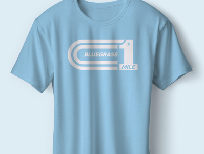 Bluegrass Mile T Shirt