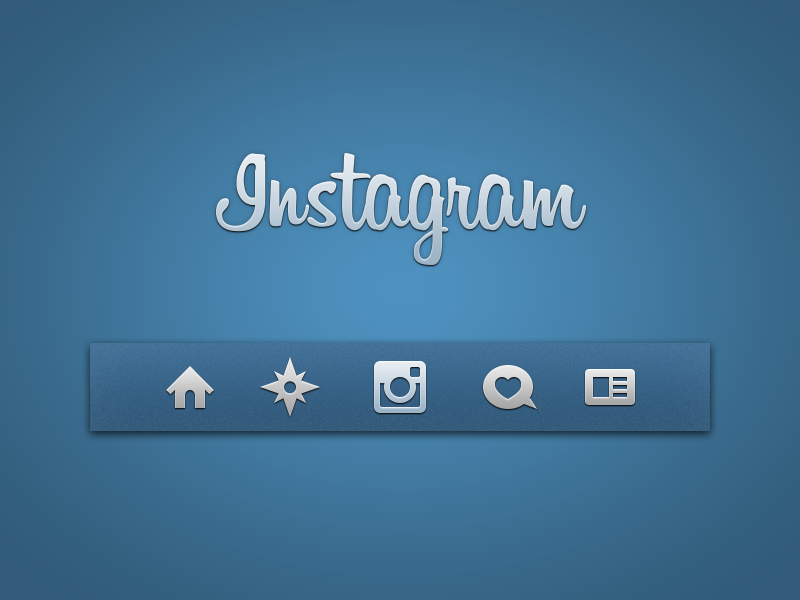 Instagram Icons iphone instagram free icons